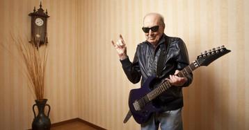 В Германии два старика-неформала убежали из дома престарелых на рок-фестиваль