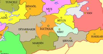 «Может и название сменить на Готэм?»: за изменение границ турецкого Батмана на логотип Бэтмена проголосовали 22 тысячи человек