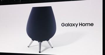 Samsung представила умную колонку Galaxy Home, но почти ничего о ней не рассказала