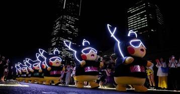 Пика-пика! Фотоотчет с ежегодного фестиваля Пикачу в Японии