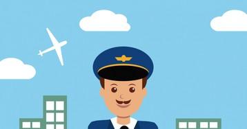 Анекдот про капитана самолёта, придумавшего одно полезное устройство