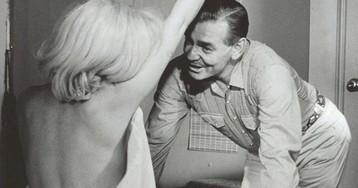 Обнаружена редкая сцена с обнаженной Мэрилин Монро, которая считалась давно уничтоженной