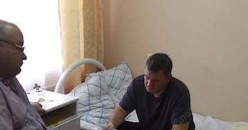 Следственный комитет РФ опубликовал видео с задержанным мэром Оренбурга