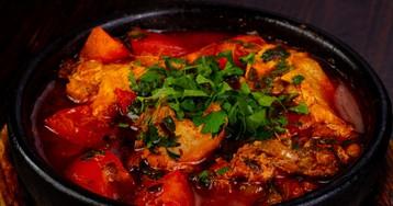 Чахохбили – классический рецепт