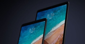 Xiaomi Mi Pad 4 Plus é mais um tablet chinês deveras inspirado no iPad