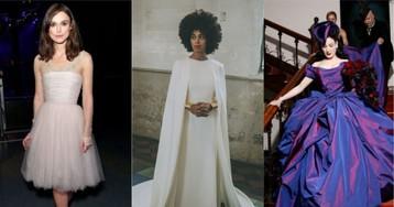 Os 27 vestidos de noiva mais diferentões já usados pelas famosas