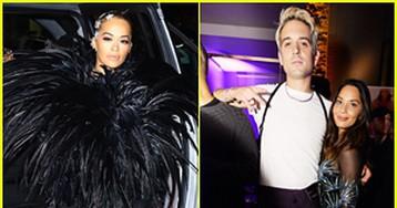 Rita Ora, G-Eazy & Olivia Munn Live It Up at Jennifer Lopez's MTV VMAs After Party 2018!