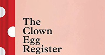 The Clown Egg Register: photos of the painstakingly painted eggs that English clowns stake their faces on