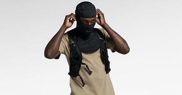 В новом головном уборе от Nike усмотрели пропаганду насилия