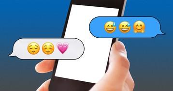 Emojis quebram a barreira de linguagem entre meu pai e eu