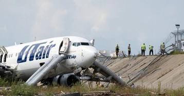 """""""Мы горим"""": Появилась запись переговоров аварийно севшего в Сочи самолёта"""