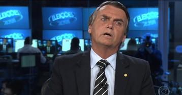 Bolsonaro se reúne com herdeiro da Globo