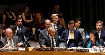 Russia faces barrage of criticism at UN over novichok attack