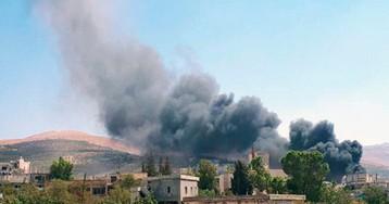 """США """"ответят"""" учениями на угрозы России об ударах в Сирии"""