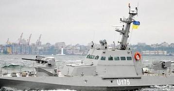 Украина перебросила бронекатеры в Азовское море