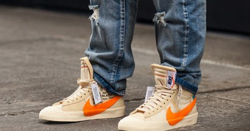 The Best Sneaker Street Style From New York Fashion Week FW19