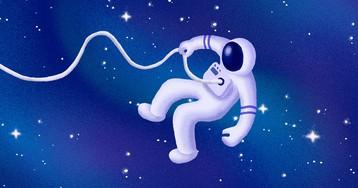 10 интересных фактов о жизни космонавтов в невесомости