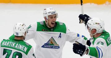 В КХЛ появился крутой снайпер. ЦСКА отпустил его даром