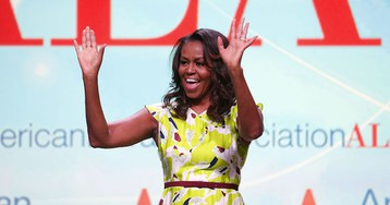Michelle Obama Announces Book Tour, Is Excited to Share Her 'Fuller Story With All of You'