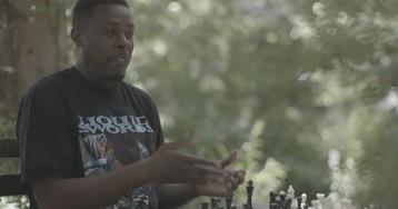 """Supreme Teases GZA """"Liquid Swords"""" T-Shirt Collab"""