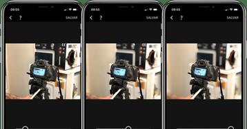 Como ajustar o desfoque de fotos sem ter que comprar um iPhone novo
