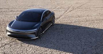 Конкуренты Tesla получили инвестиции объемом в $1 млрд из Саудовской Аравии