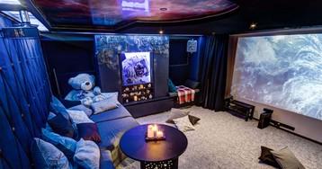 Самый удобный и романтичный кинотеатр
