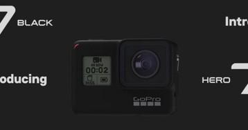 GoPro HERO7 revealed: Three models, all simple, social
