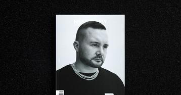 Kim Jones Is on the Cover of Highsnobiety Magazine Issue 17 Alongside 070 Shake