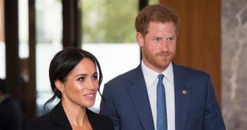 Принц Гарри оказался заботливым супругом: на видео запечатлели милый момент герцога с женой