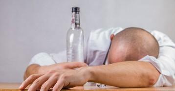 Алкоголь объявлен главной угрозой для жизни