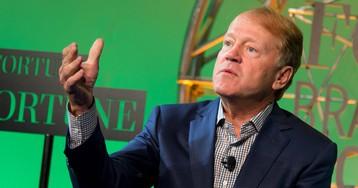 Former Cisco CEO John Chambers' New Book Rings Alarm Bells on U.S. Economy