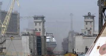 В южнокорейском Пусане задержали судно российской компании, попавшей под санкции