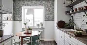 Кухня-столовая на 8 квадратных метрах: идея от профи