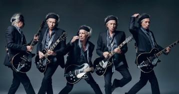 12 fotos icônicas de astros do rock e outras celebridades
