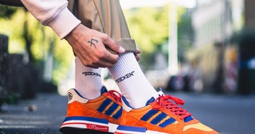 Here's How Instagram Is Styling the First 'Dragon Ball Z' x adidas Drop