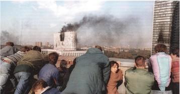 25 лет расстрелу Белого дома
