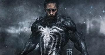 Rotina de Treino: Como Tom Hardy se preparou para interpretar Venom, o vilão da Marvel