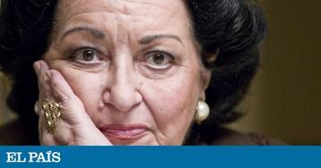 Morre a soprano espanhola Montserrat Caballé aos 85 anos