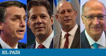 Datafolha: Bolsonaro tem 40% dos votos válidos e Haddad marca 25%. Ciro tem 15%