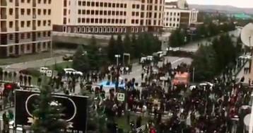 Ингушетия бунтует: хроника событий в Магасе