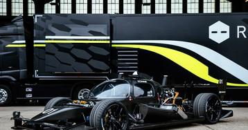 Watch ACRONYM's Errolson Hugh Race a Self-Driving Electric Supercar