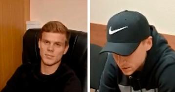 Кокорин и Мамаев дали первое интервью за решеткой