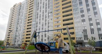 Продажи жилья в Московском регионе рухнули