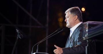 """Порошенко заявил о """"большой победе"""" над """"московскими демонами"""""""
