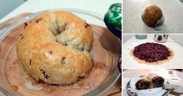 Вертута с сухофруктами и орехами: пошаговый фото рецепт