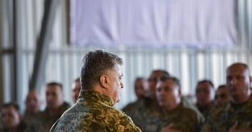 Порошенко пригрозил России украинской авиацией: «Цена будет очень высокой»