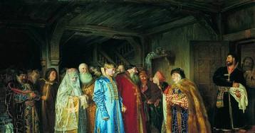 Кони ржали под окнами: как проходила первая брачная ночь русских царей?