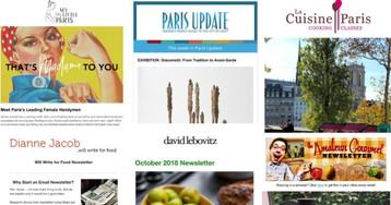 Favorite Newsletters