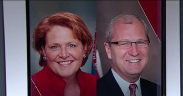 ND-Sen: Kevin Cramer extends lead over Heidi Heitkamp to 16 points